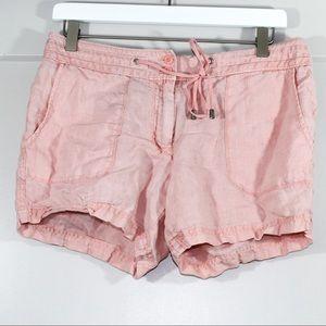 Tommy Bahama pink shorts